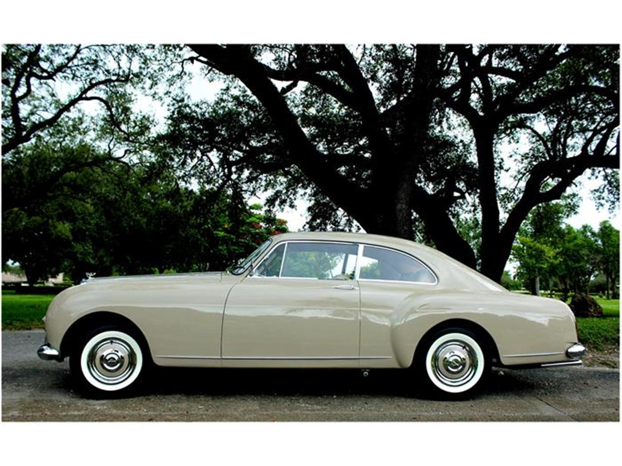 Large Picture of '56 Bentley Continental Auction Vehicle - FHUV