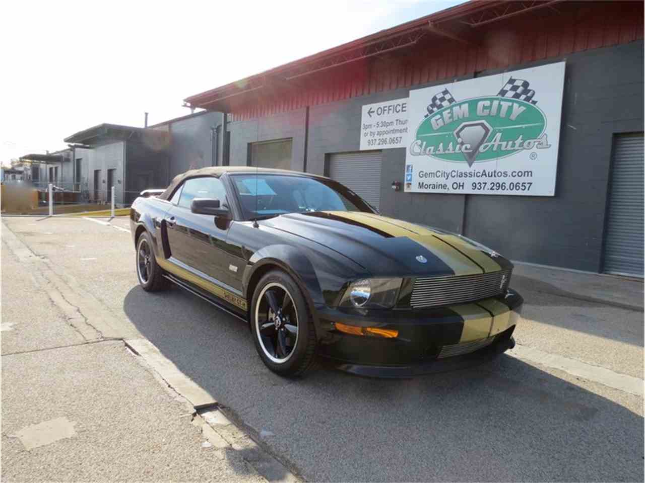Large Picture of '07 Mustang SHELBY Hertz - FHW5