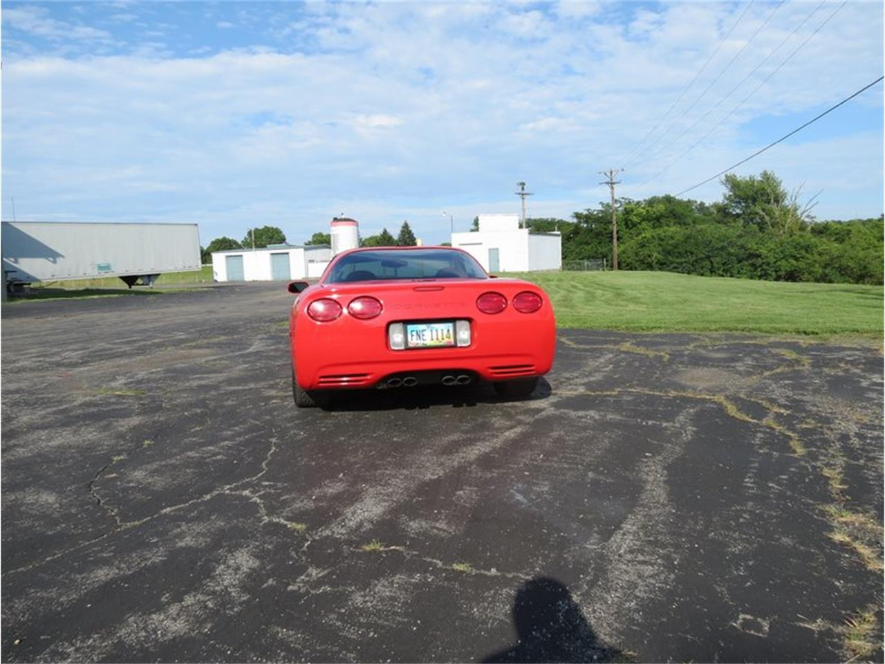 Large Picture of 1998 Corvette located in Ohio Offered by Gem City Classic Autos - FHW7