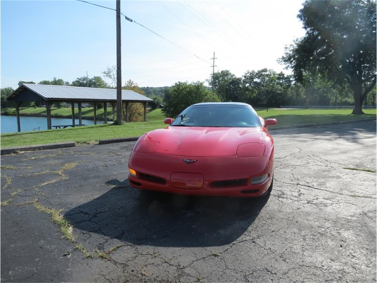 Large Picture of '98 Chevrolet Corvette located in Ohio Offered by Gem City Classic Autos - FHW7