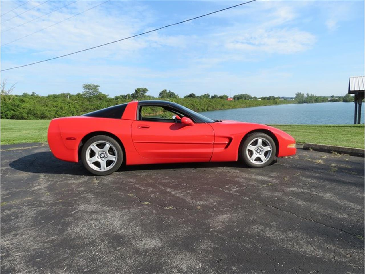 Large Picture of 1998 Corvette Offered by Gem City Classic Autos - FHW7