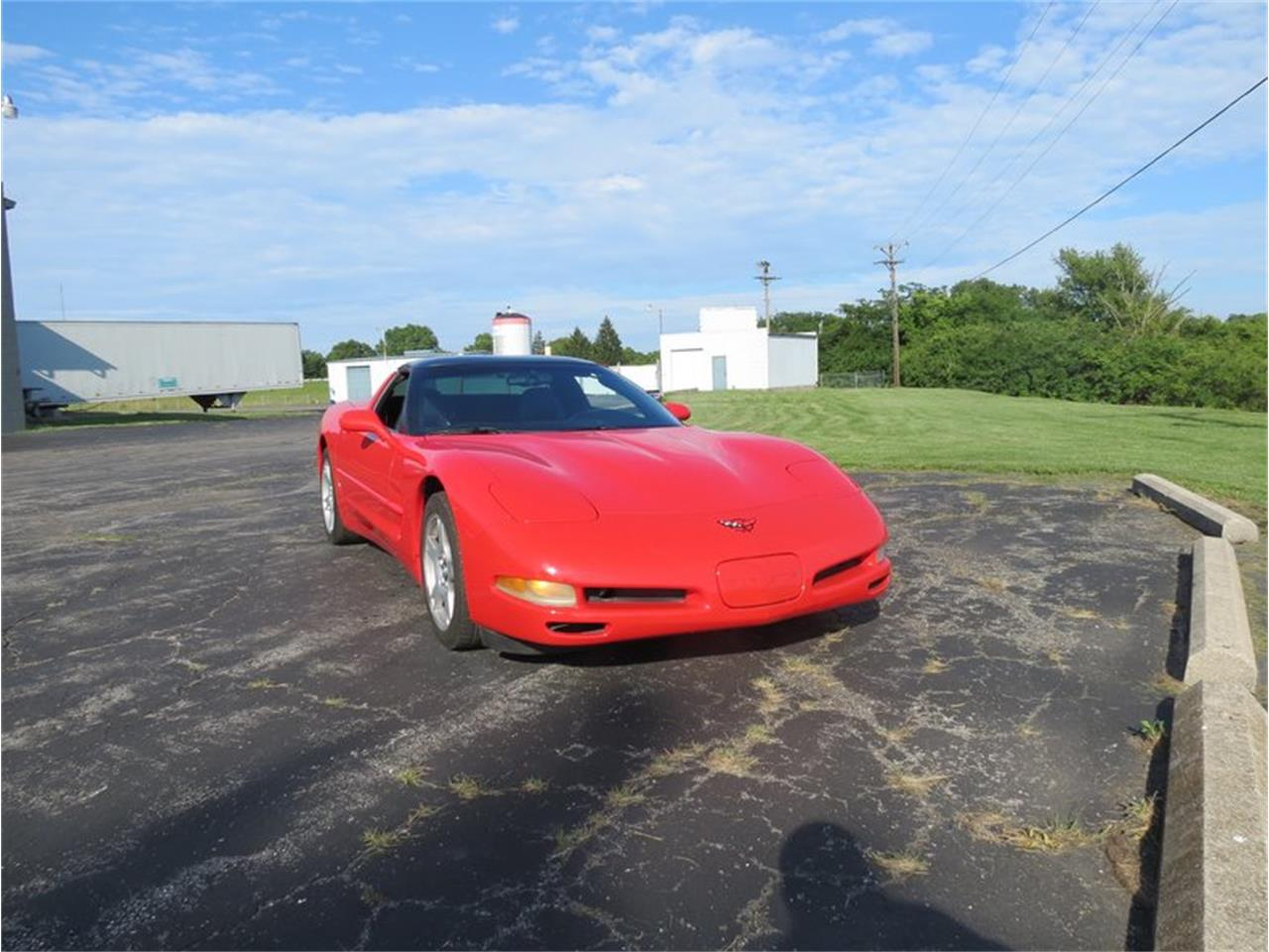 Large Picture of 1998 Corvette located in Dayton Ohio - $12,000.00 Offered by Gem City Classic Autos - FHW7
