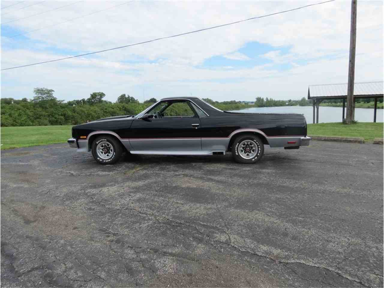 Large Picture of '87 El Camino - FHWB