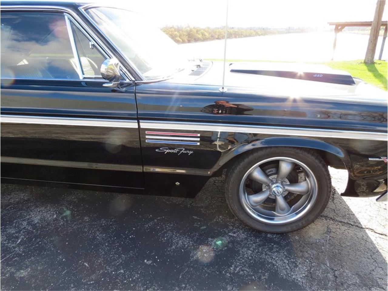 Large Picture of 1965 Plymouth Sport Fury located in Ohio Offered by Gem City Classic Autos - FHWO