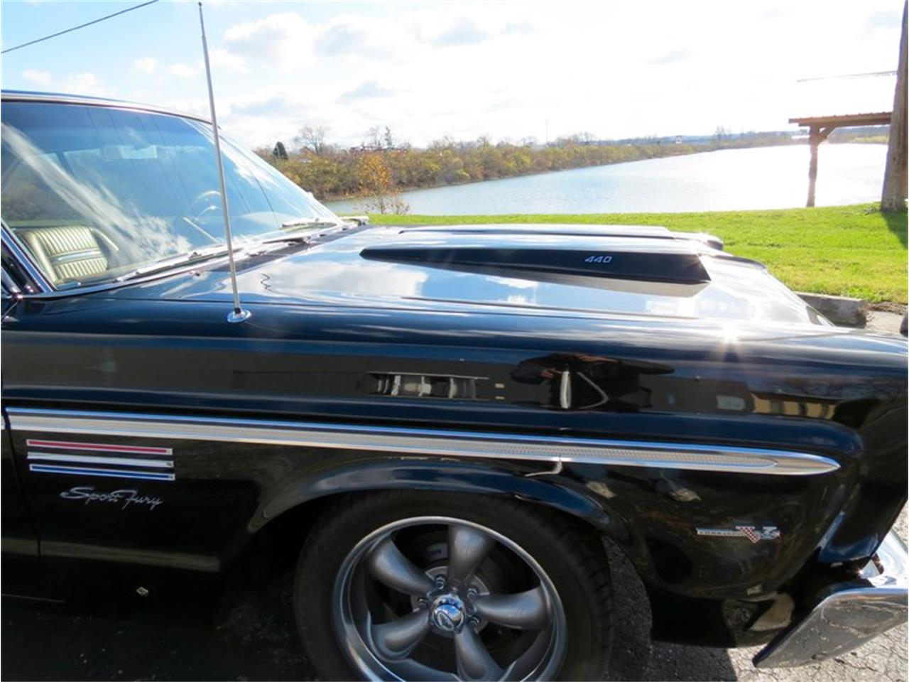 Large Picture of '65 Plymouth Sport Fury located in Dayton Ohio - FHWO