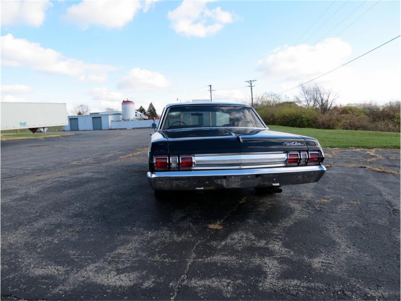 Large Picture of Classic '65 Plymouth Sport Fury located in Ohio Offered by Gem City Classic Autos - FHWO