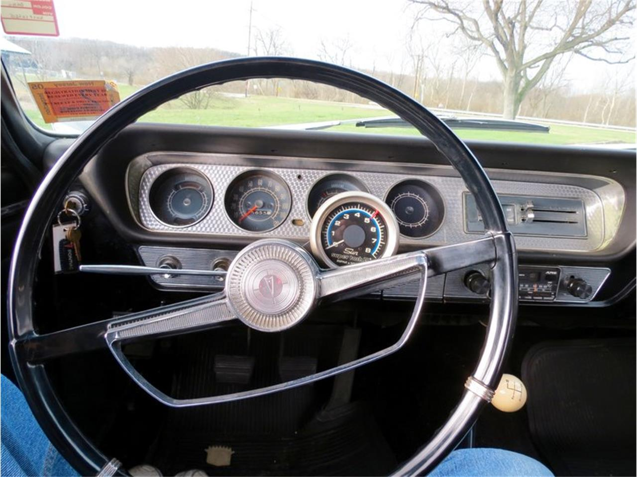 Large Picture of '64 GTO - FHWP