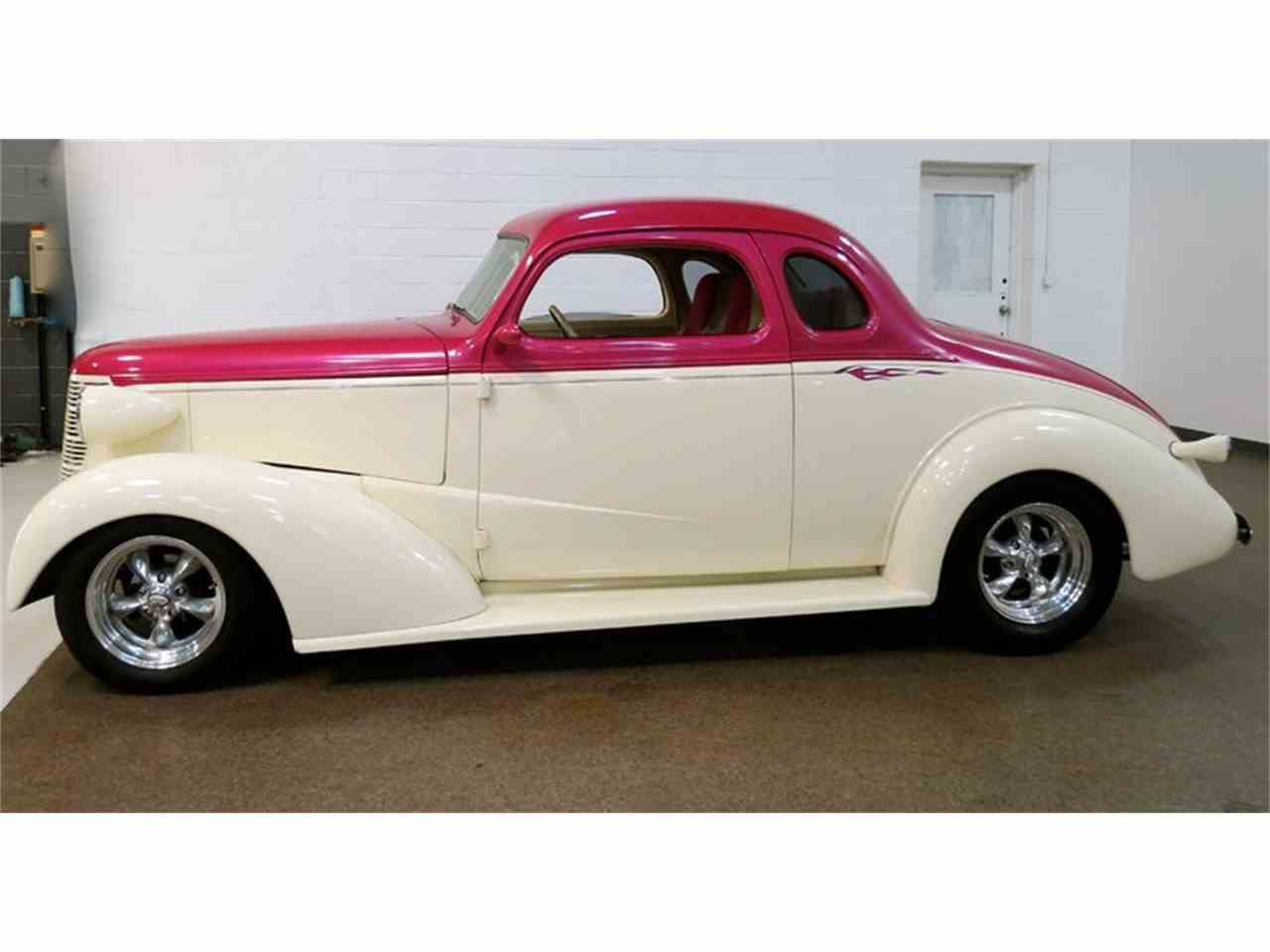 Large Picture of '37 5-Window Coupe - FHWV