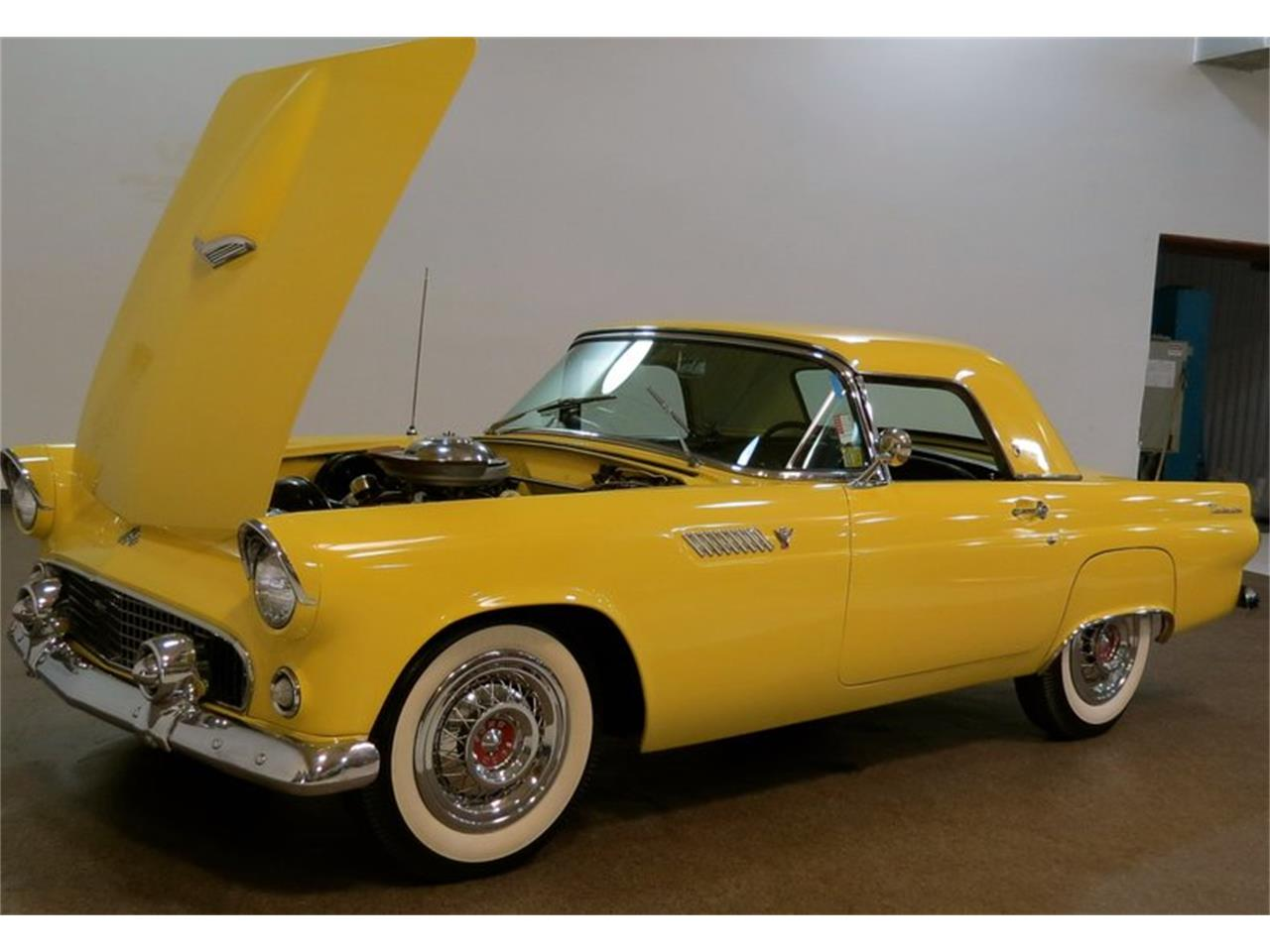 Large Picture of Classic '55 Thunderbird Offered by Gem City Classic Autos - FHWX
