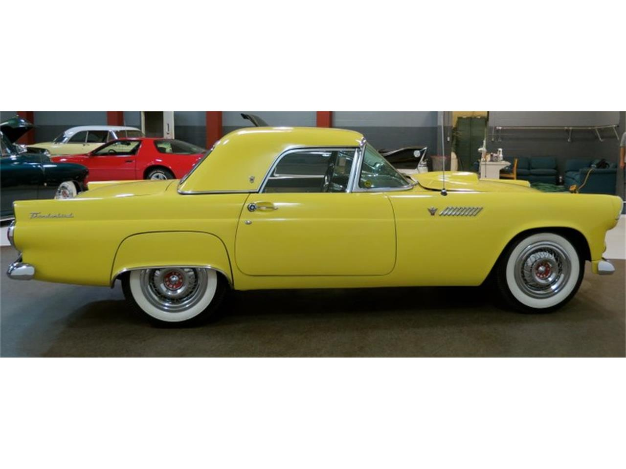 Large Picture of 1955 Thunderbird - FHWX