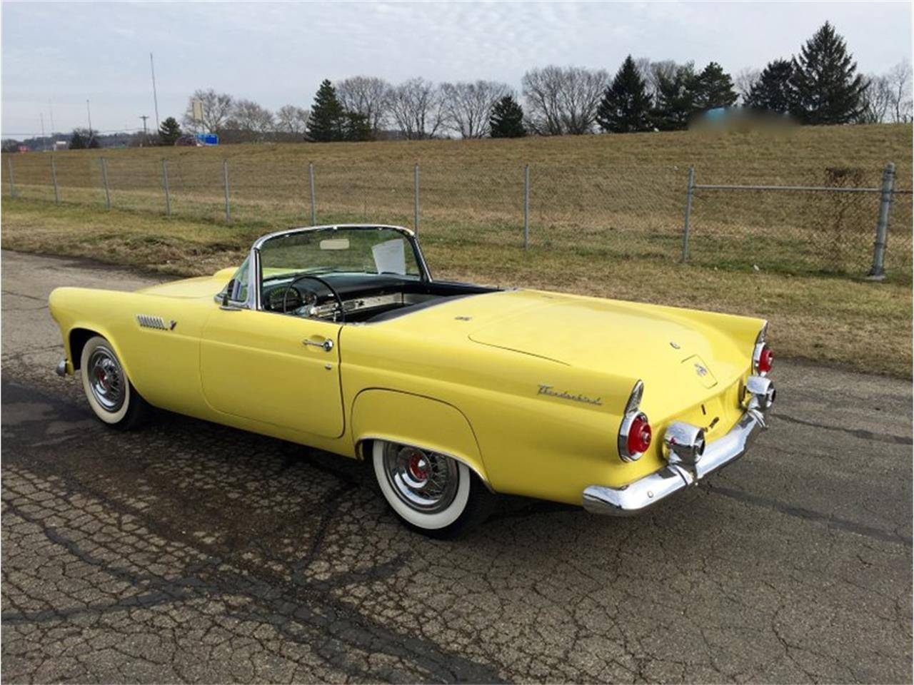 Large Picture of Classic 1955 Thunderbird located in Dayton Ohio - $36,995.00 - FHWX