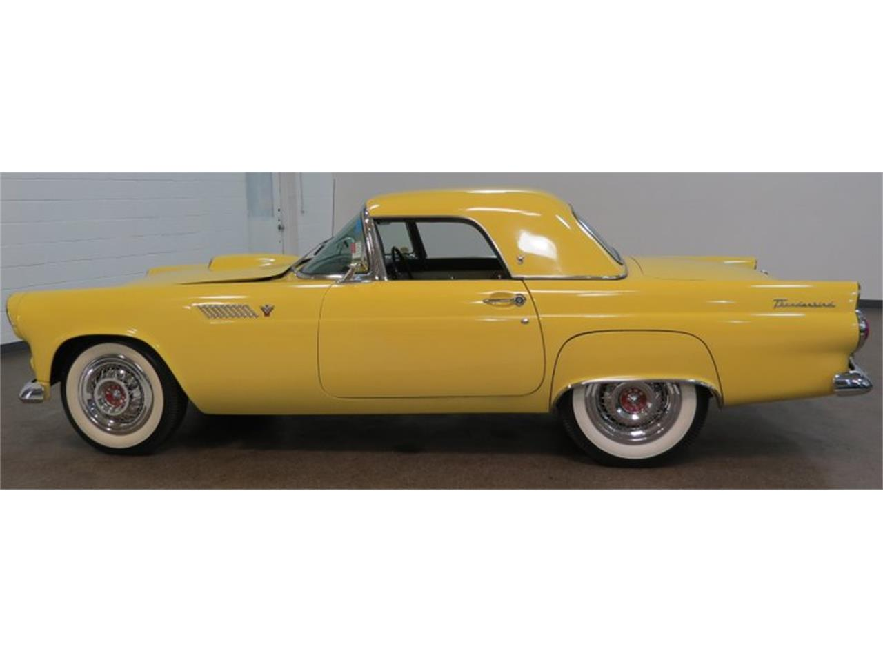 Large Picture of Classic 1955 Thunderbird located in Ohio - $36,995.00 Offered by Gem City Classic Autos - FHWX