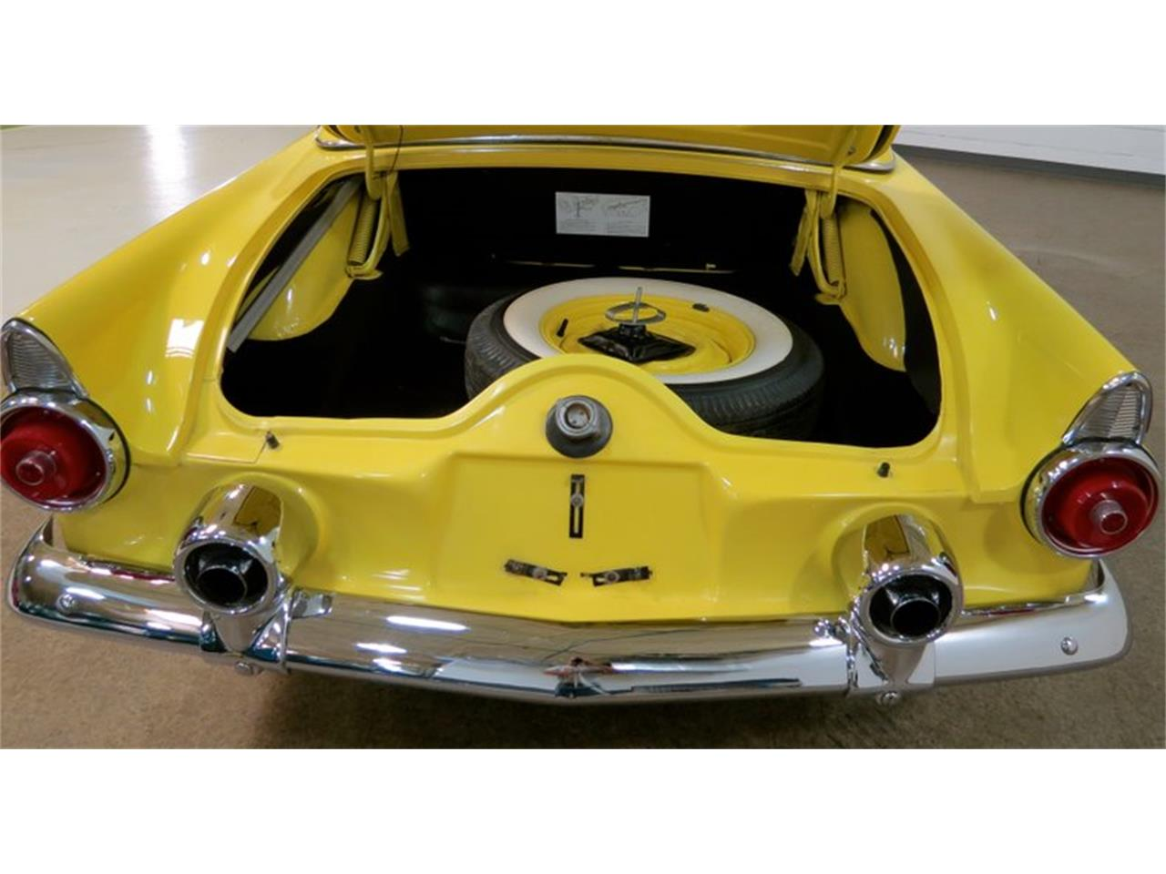 Large Picture of '55 Thunderbird - $36,995.00 - FHWX