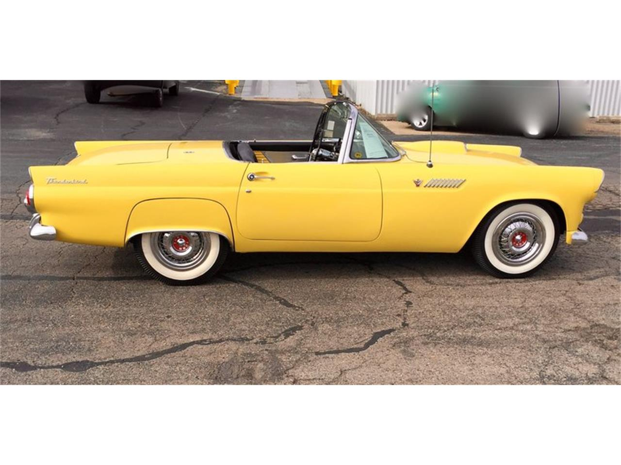 Large Picture of 1955 Ford Thunderbird located in Dayton Ohio Offered by Gem City Classic Autos - FHWX