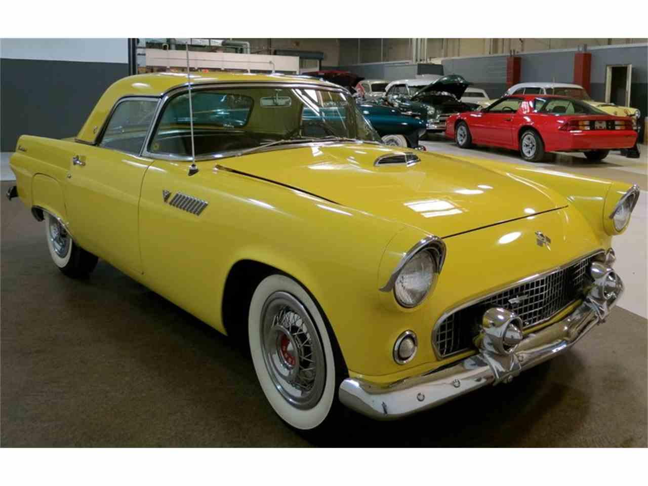 Large Picture of '55 Thunderbird - FHWX
