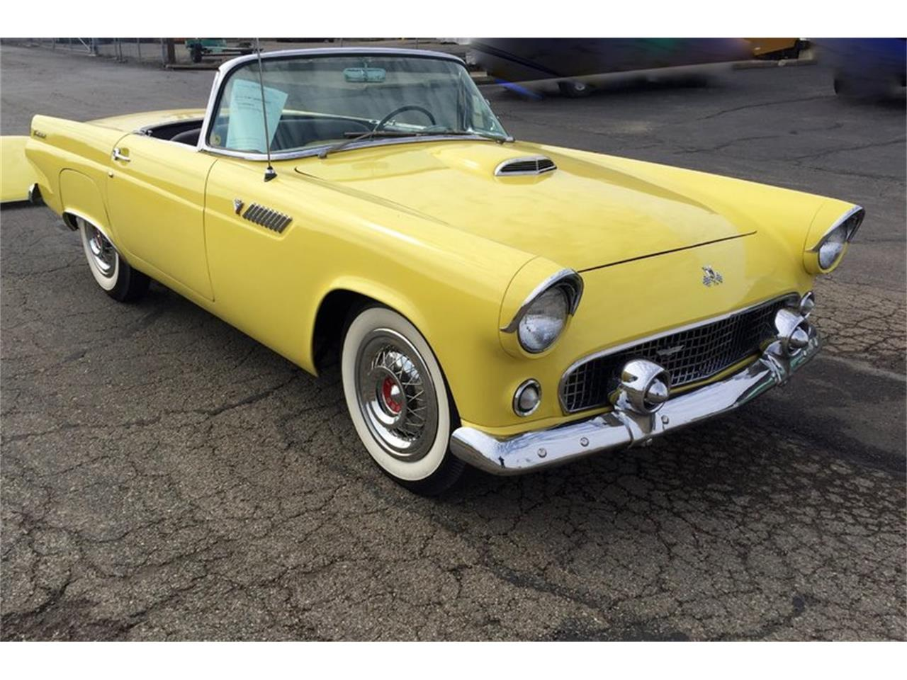 Large Picture of '55 Ford Thunderbird located in Ohio Offered by Gem City Classic Autos - FHWX