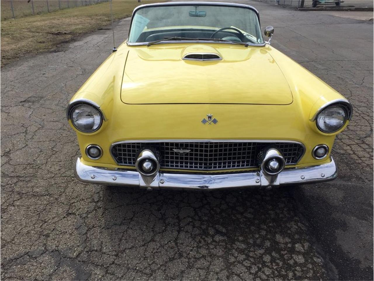 Large Picture of '55 Thunderbird located in Ohio Offered by Gem City Classic Autos - FHWX