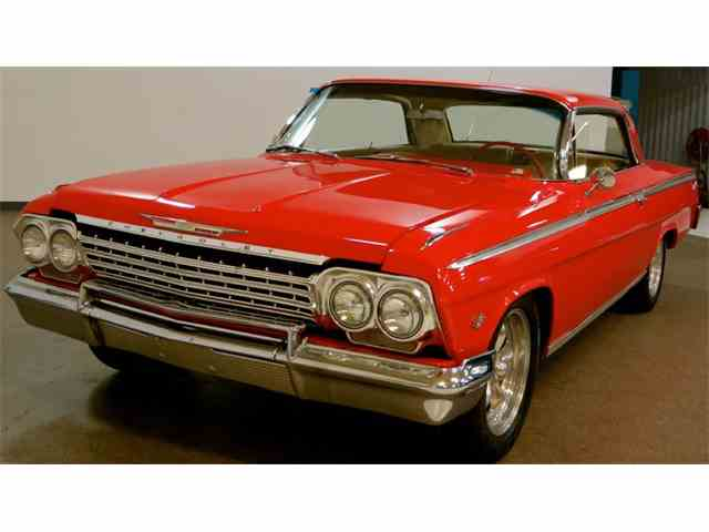Picture of '62 Impala SS located in Dayton Ohio Offered by Gem City Classic Autos - FHX0
