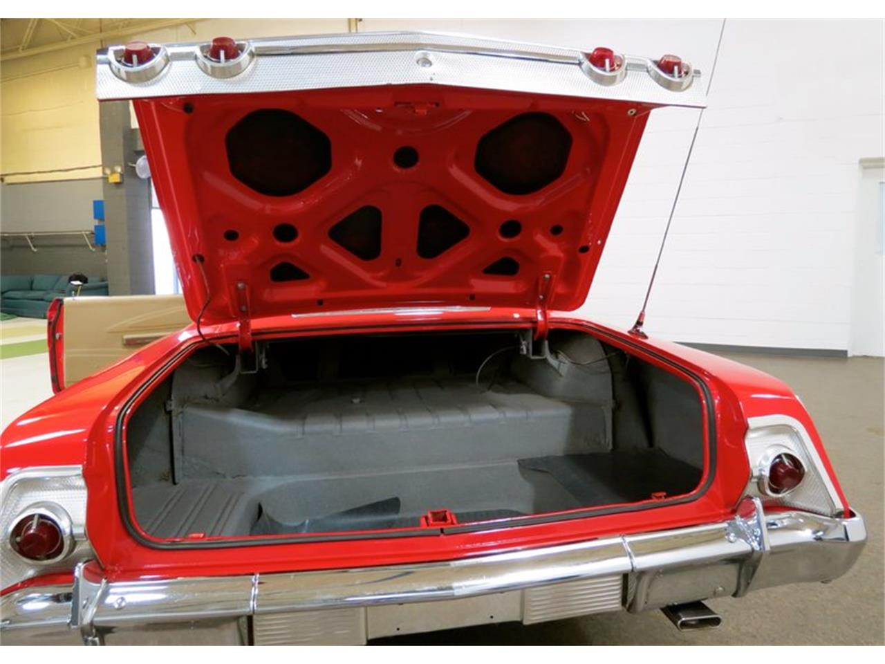 Large Picture of '62 Impala SS - FHX0