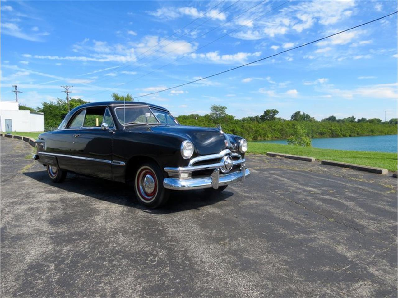 Large Picture of 1950 Ford Coupe - $25,000.00 Offered by Gem City Classic Autos - FHX4