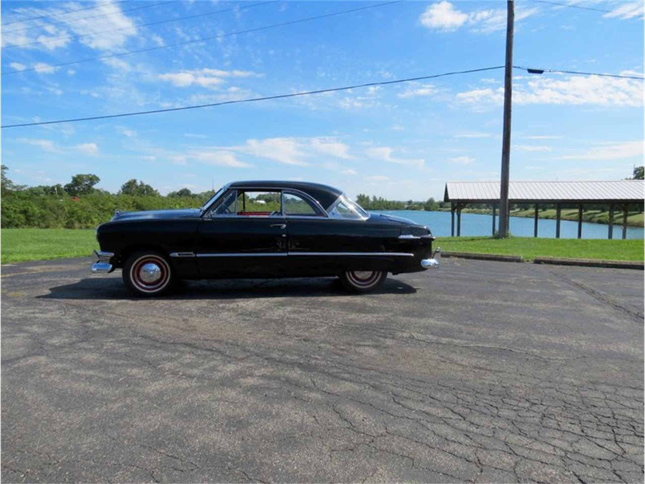 Large Picture of Classic '50 Ford Coupe located in Ohio Offered by Gem City Classic Autos - FHX4