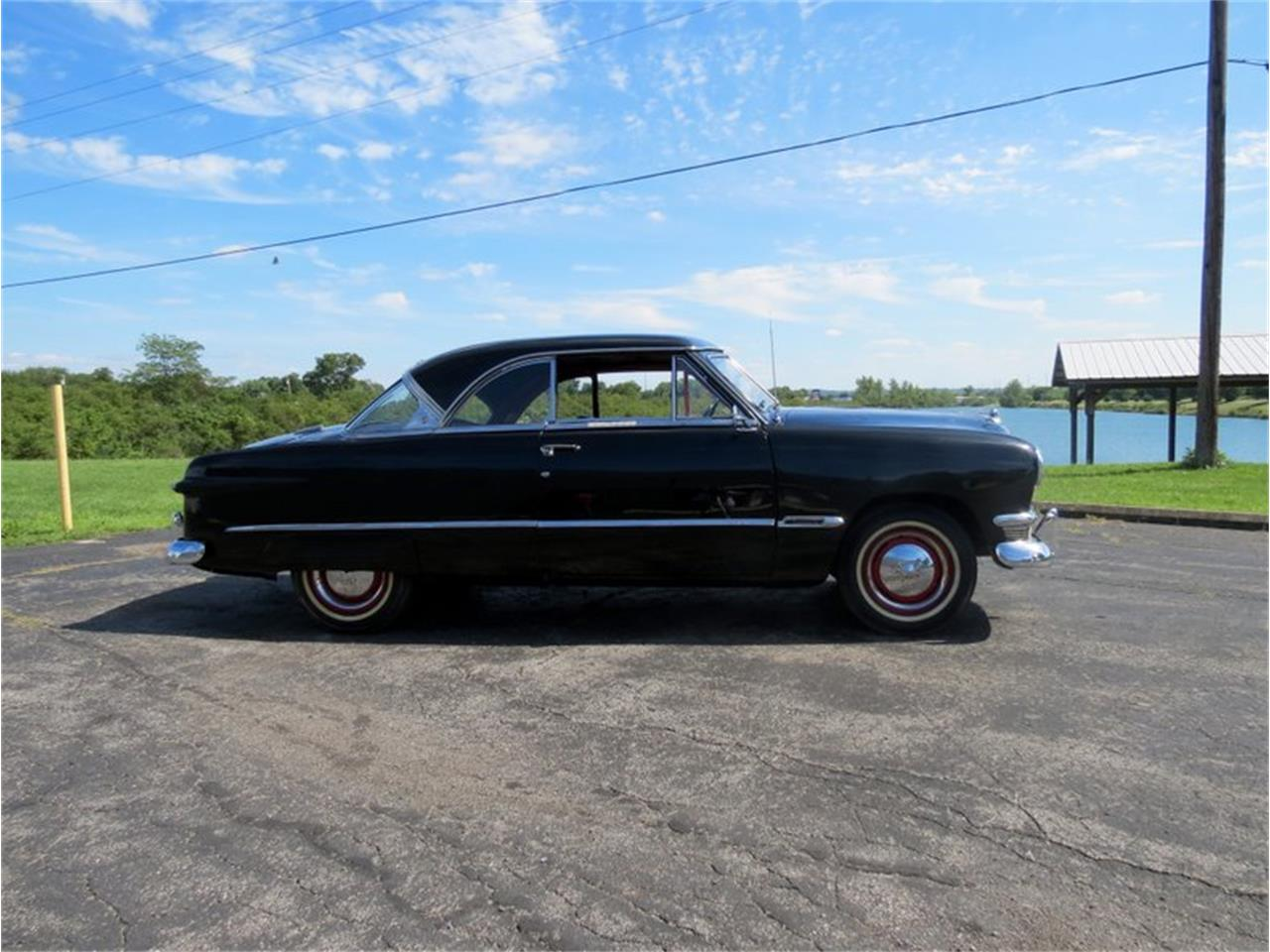 Large Picture of Classic 1950 Ford Coupe located in Ohio - $25,000.00 Offered by Gem City Classic Autos - FHX4
