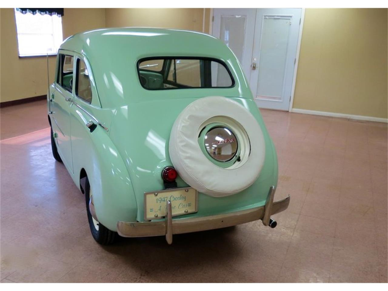Large Picture of Classic '47 Crosley Coupe located in Dayton Ohio - FHX5