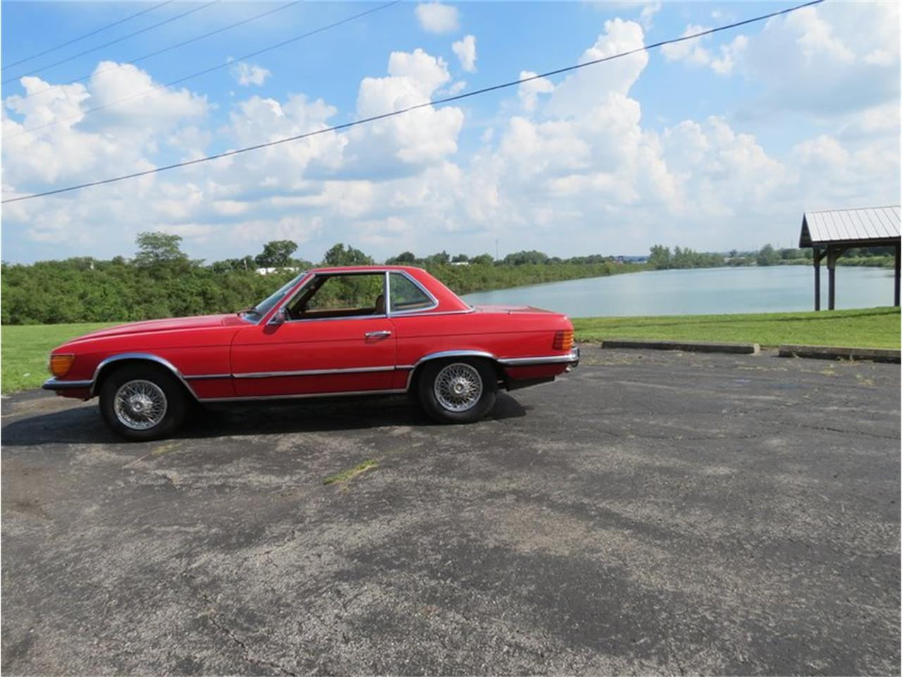 Large Picture of '73 450SL - FHX8