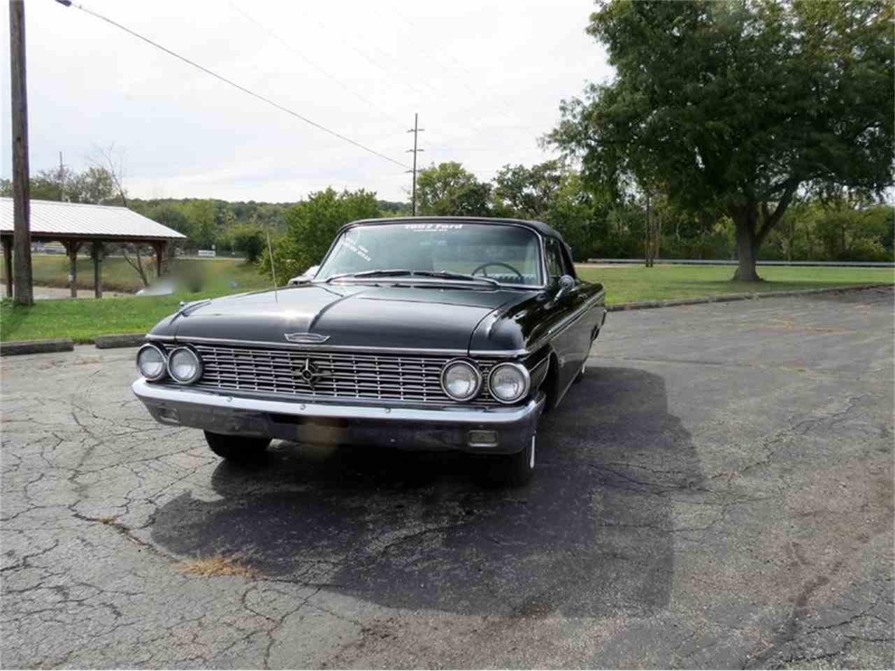 1962 ford galaxie 500 for sale cc 723076. Black Bedroom Furniture Sets. Home Design Ideas