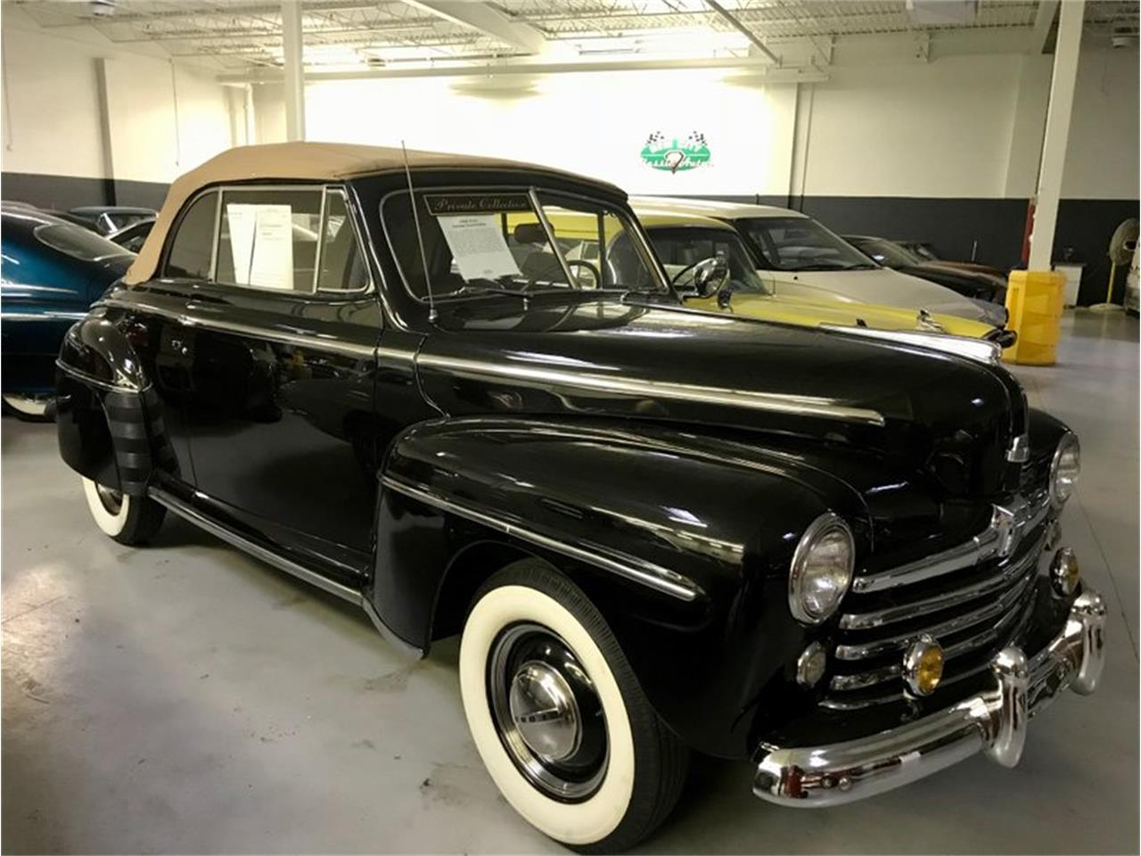 Large Picture of '48 Ford Super Deluxe - FHXH