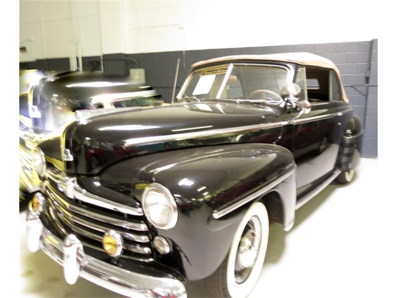 Large Picture of 1948 Ford Super Deluxe located in Dayton Ohio - $39,995.00 Offered by Gem City Classic Autos - FHXH