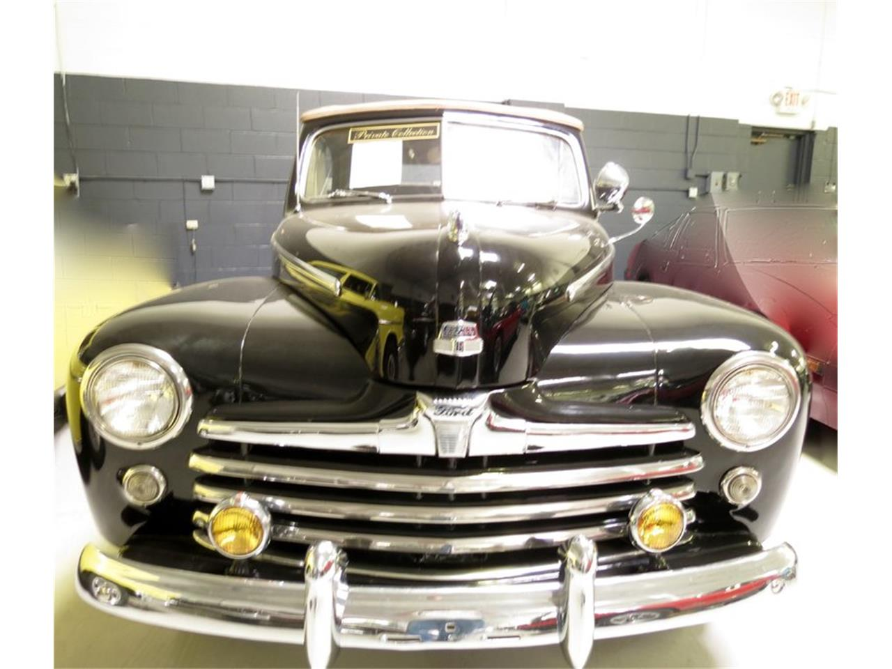 Large Picture of Classic 1948 Ford Super Deluxe - $39,995.00 - FHXH