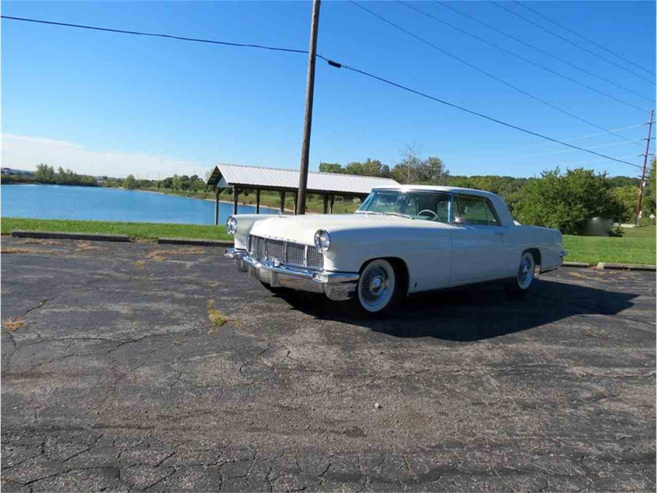 Large Picture of '56 Continental Mark II - FHXK