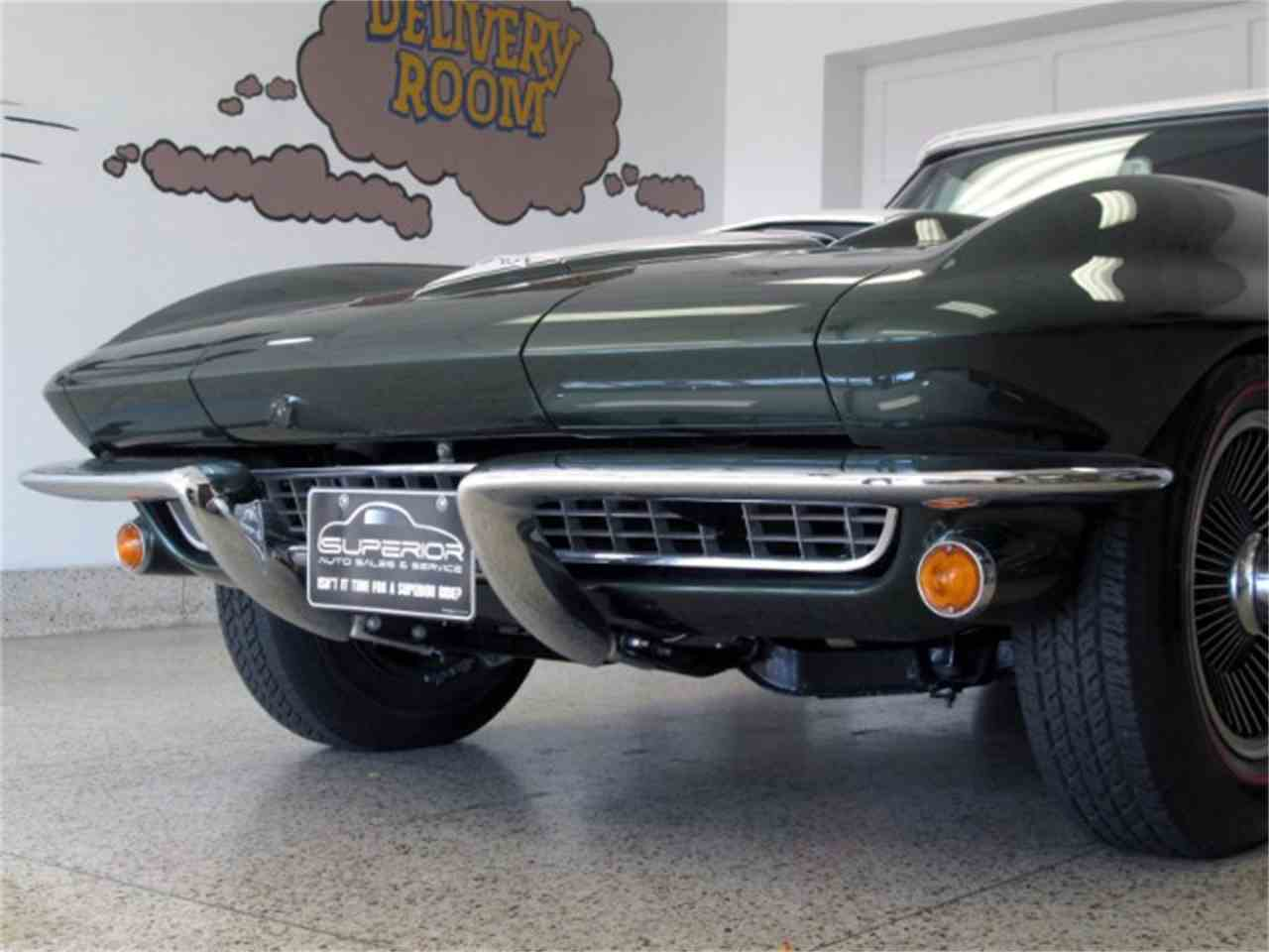 Large Picture of '67 Corvette - FI8F