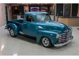 Picture of 1952 3100 5 Window Pickup located in Plymouth Michigan Offered by Vanguard Motor Sales - FILE