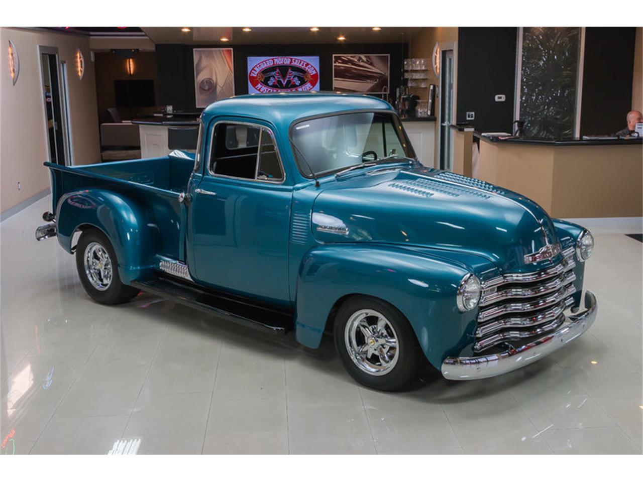 Large Picture of Classic '52 3100 5 Window Pickup located in Michigan - $54,900.00 Offered by Vanguard Motor Sales - FILE