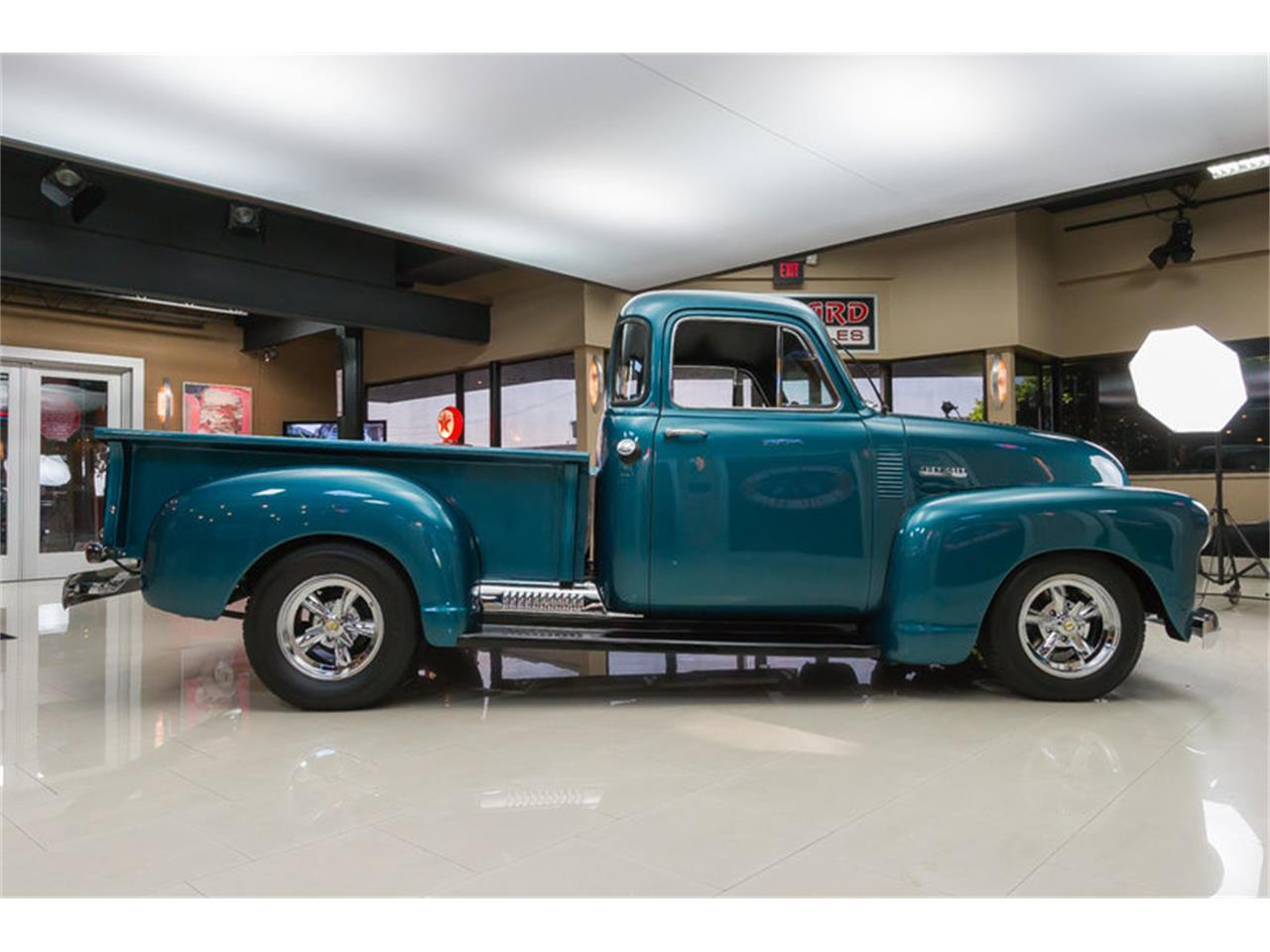 Large Picture of 1952 Chevrolet 3100 5 Window Pickup - FILE