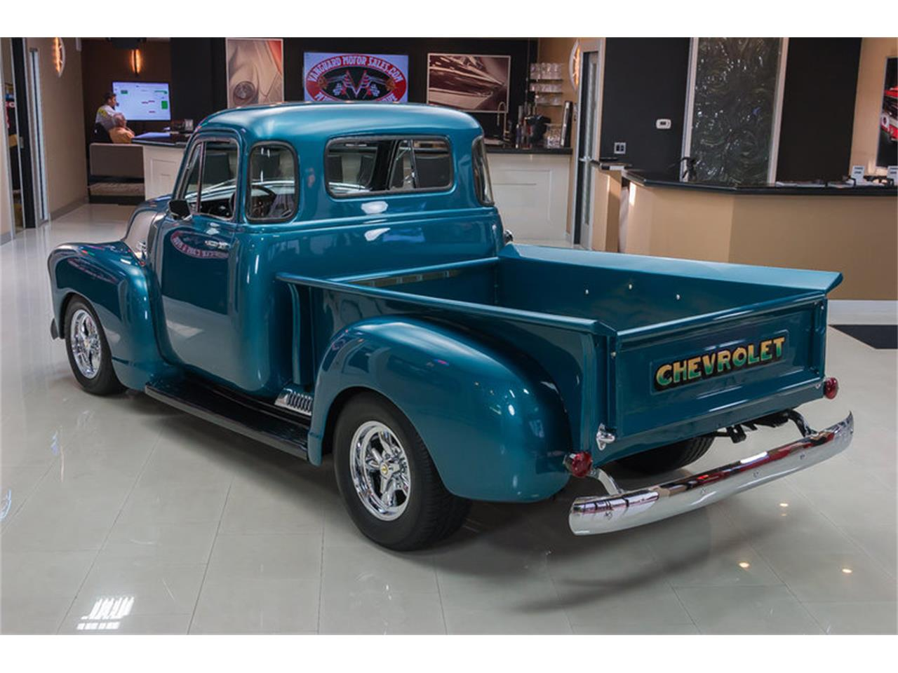 Large Picture of 1952 Chevrolet 3100 5 Window Pickup located in Michigan - $54,900.00 Offered by Vanguard Motor Sales - FILE