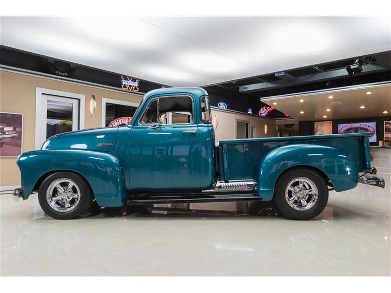 Large Picture of 1952 3100 5 Window Pickup located in Plymouth Michigan Offered by Vanguard Motor Sales - FILE