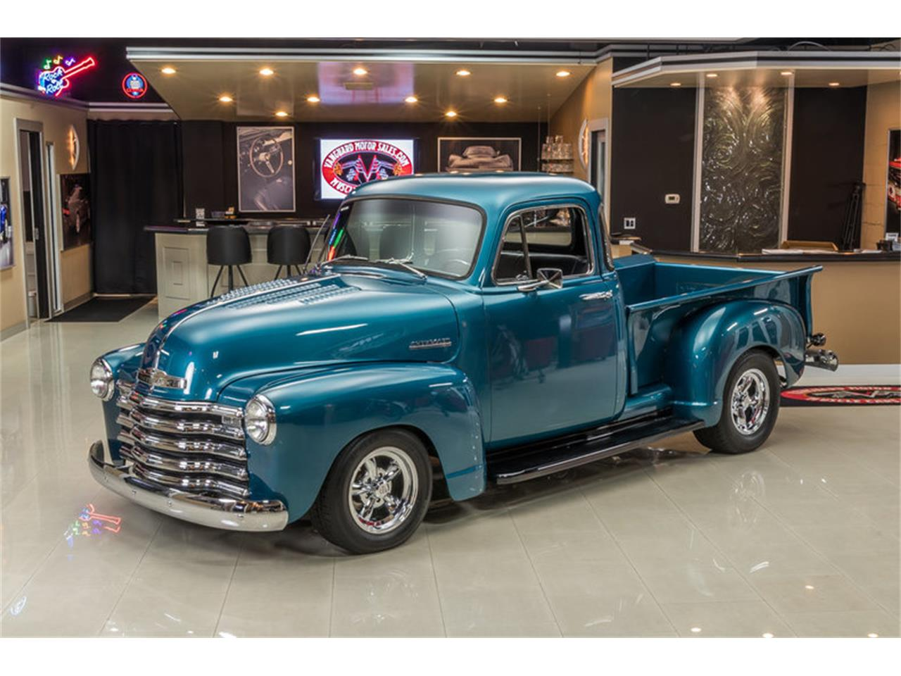 Large Picture of '52 Chevrolet 3100 5 Window Pickup Offered by Vanguard Motor Sales - FILE