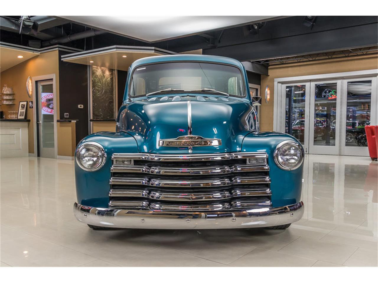Large Picture of Classic 1952 3100 5 Window Pickup located in Plymouth Michigan Offered by Vanguard Motor Sales - FILE
