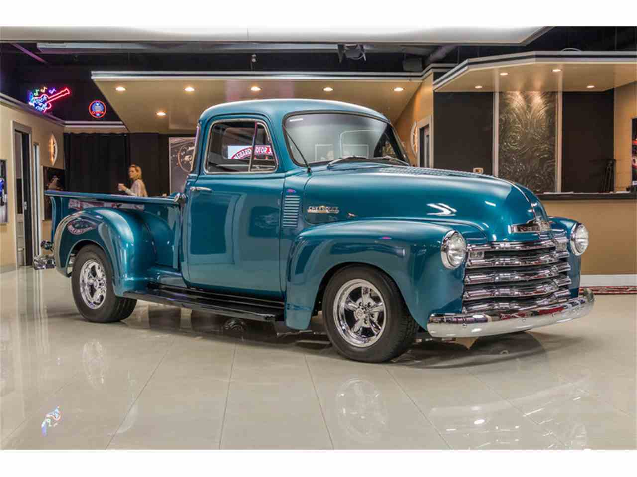 Large Picture of '52 3100 5 Window Pickup - FILE