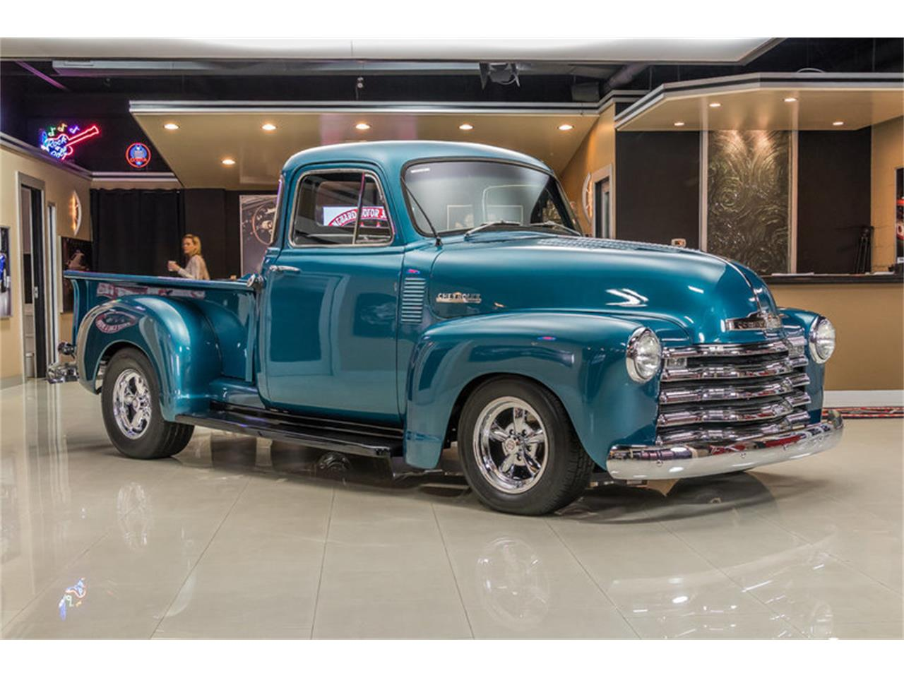 Large Picture of '52 3100 5 Window Pickup located in Michigan - $54,900.00 - FILE