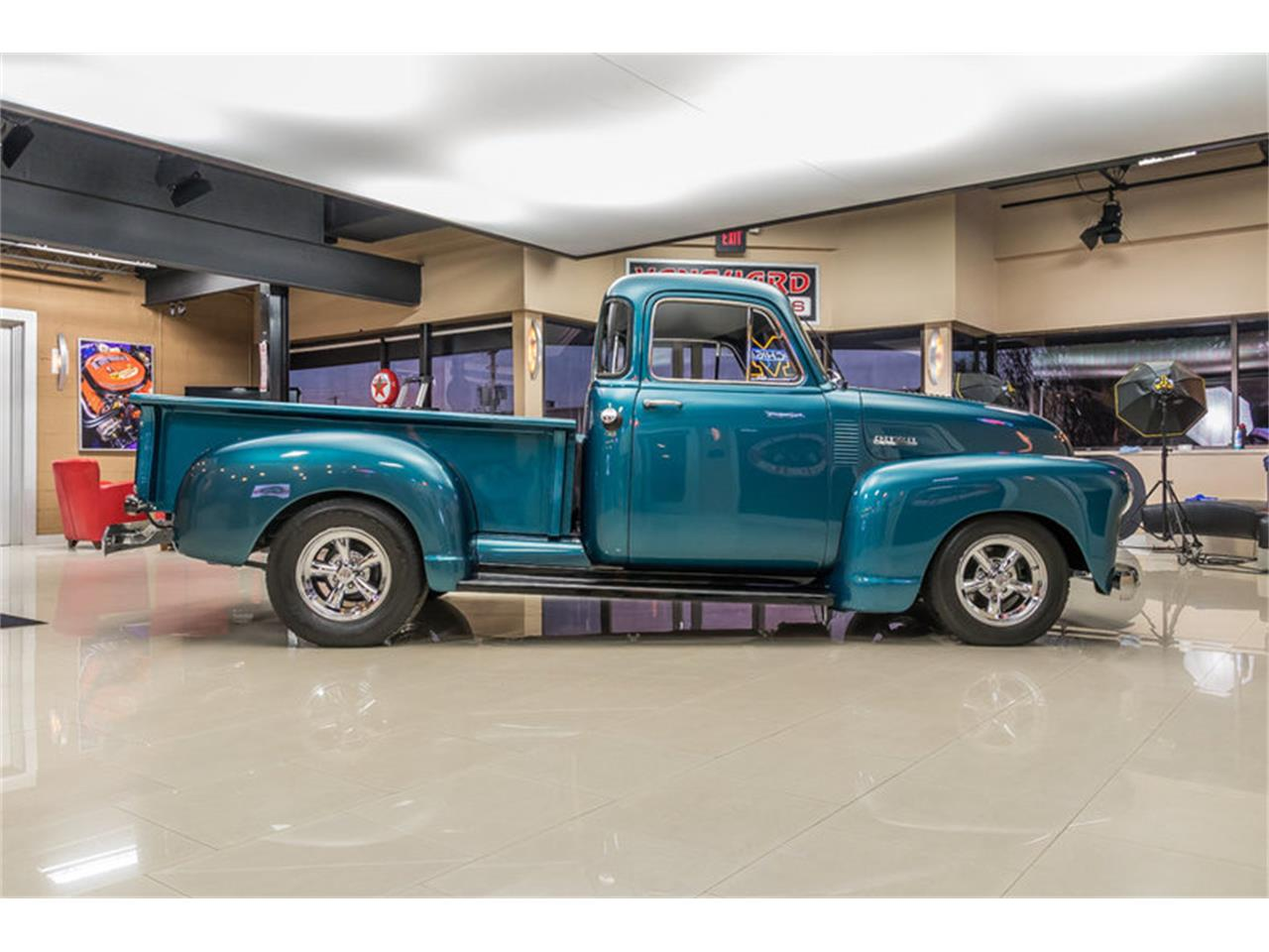 Large Picture of '52 Chevrolet 3100 5 Window Pickup located in Plymouth Michigan - $54,900.00 Offered by Vanguard Motor Sales - FILE