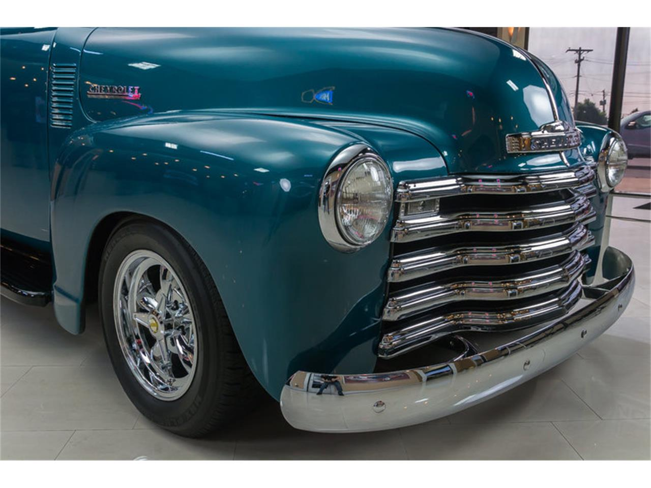 Large Picture of Classic '52 Chevrolet 3100 5 Window Pickup Offered by Vanguard Motor Sales - FILE