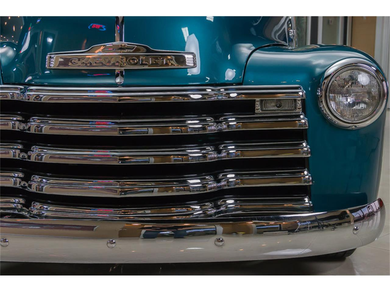 Large Picture of 1952 Chevrolet 3100 5 Window Pickup located in Plymouth Michigan Offered by Vanguard Motor Sales - FILE
