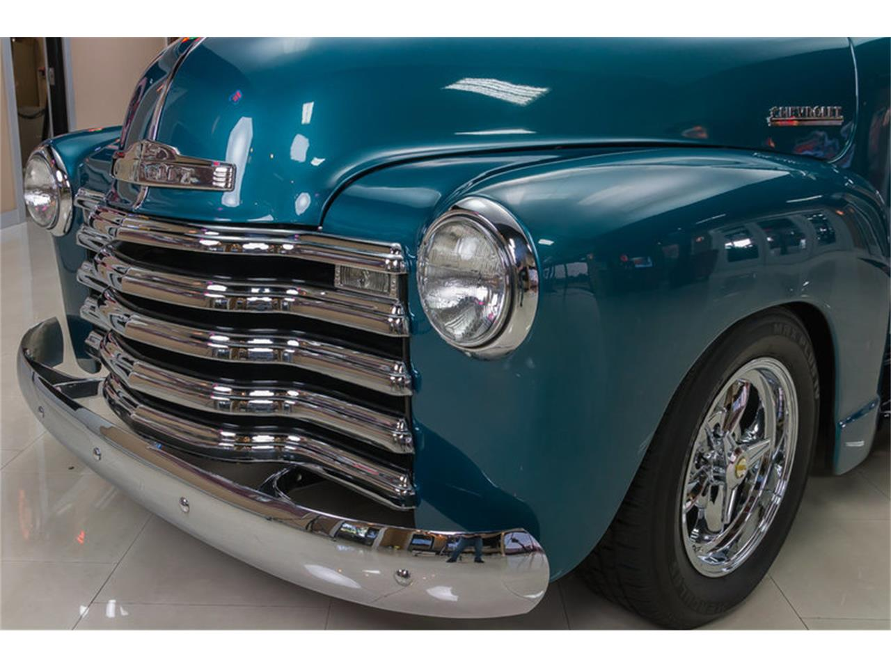 Large Picture of '52 Chevrolet 3100 5 Window Pickup located in Plymouth Michigan - $54,900.00 - FILE