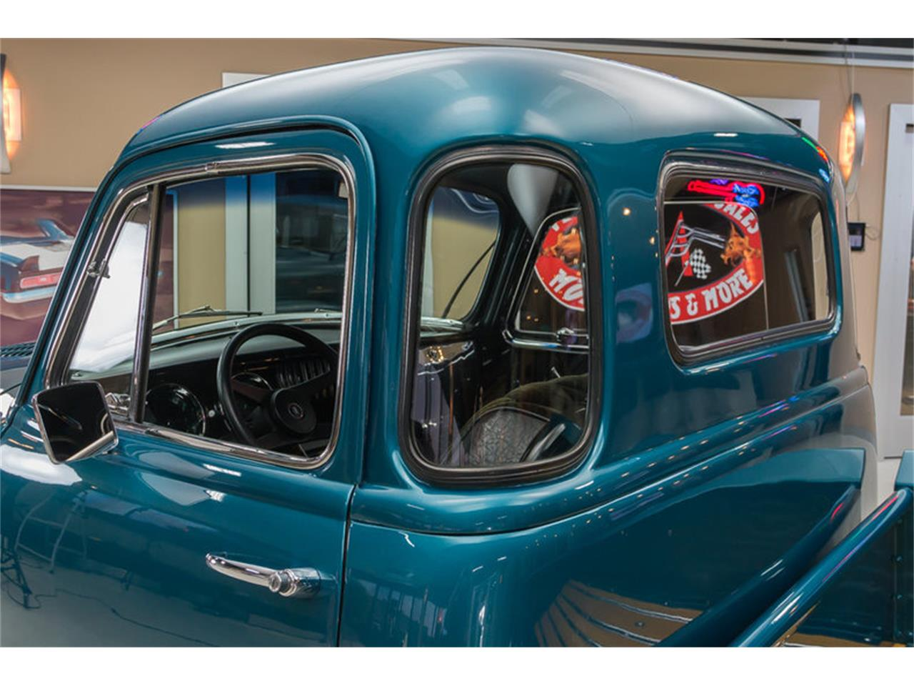 Large Picture of Classic '52 Chevrolet 3100 5 Window Pickup located in Michigan Offered by Vanguard Motor Sales - FILE