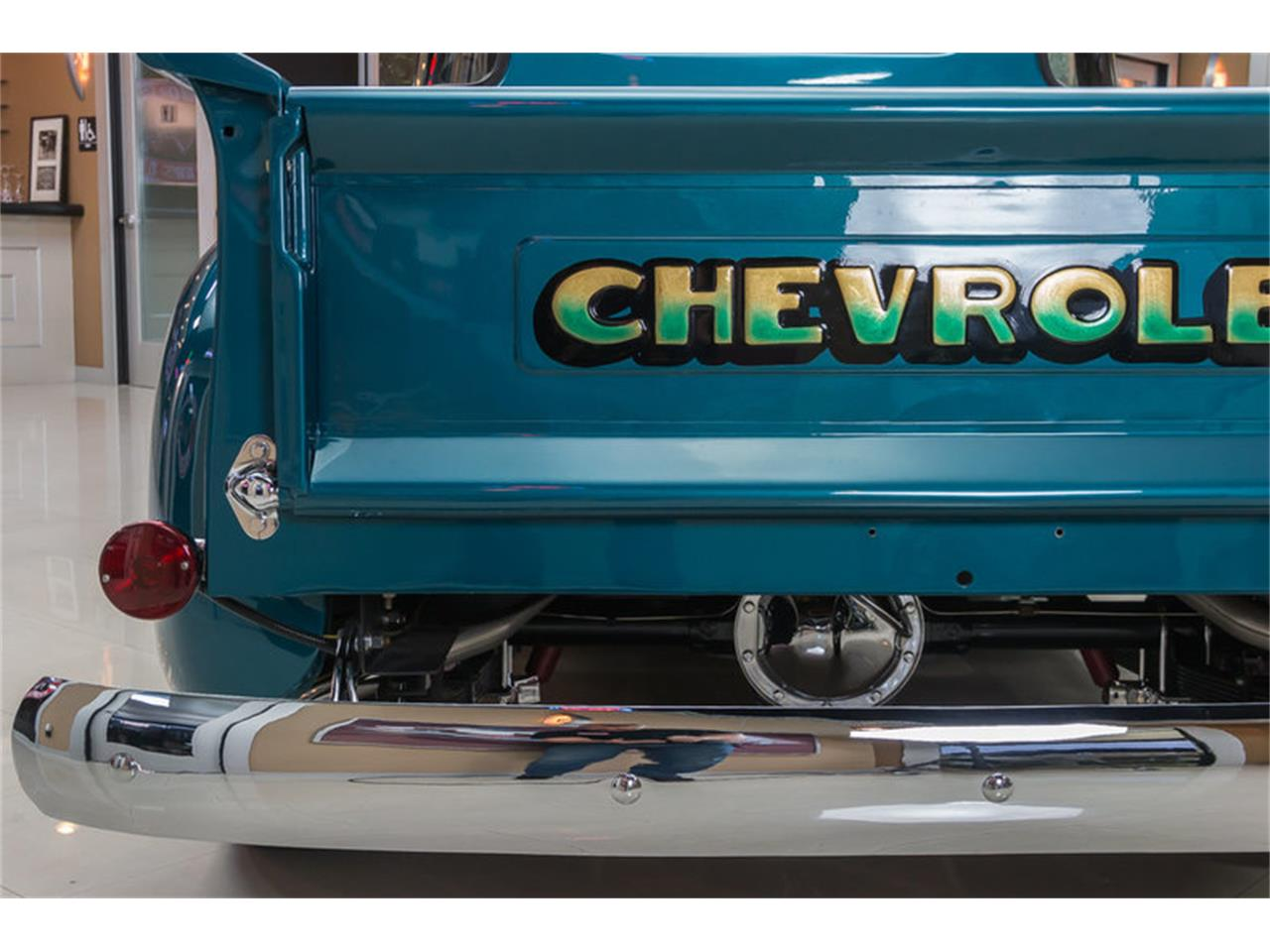 Large Picture of Classic '52 Chevrolet 3100 5 Window Pickup located in Michigan - FILE