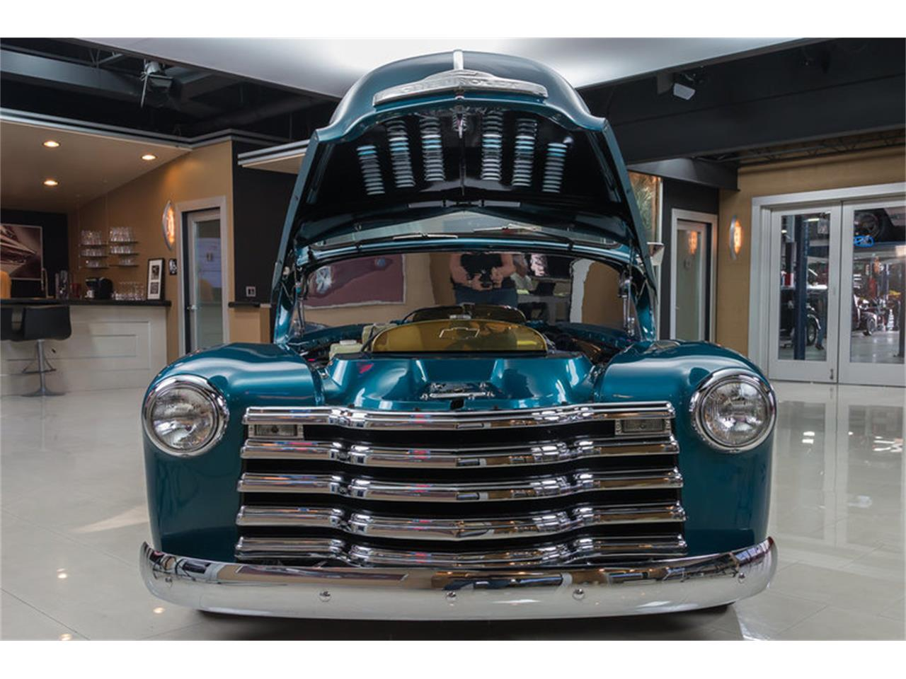 Large Picture of '52 Chevrolet 3100 5 Window Pickup located in Michigan Offered by Vanguard Motor Sales - FILE